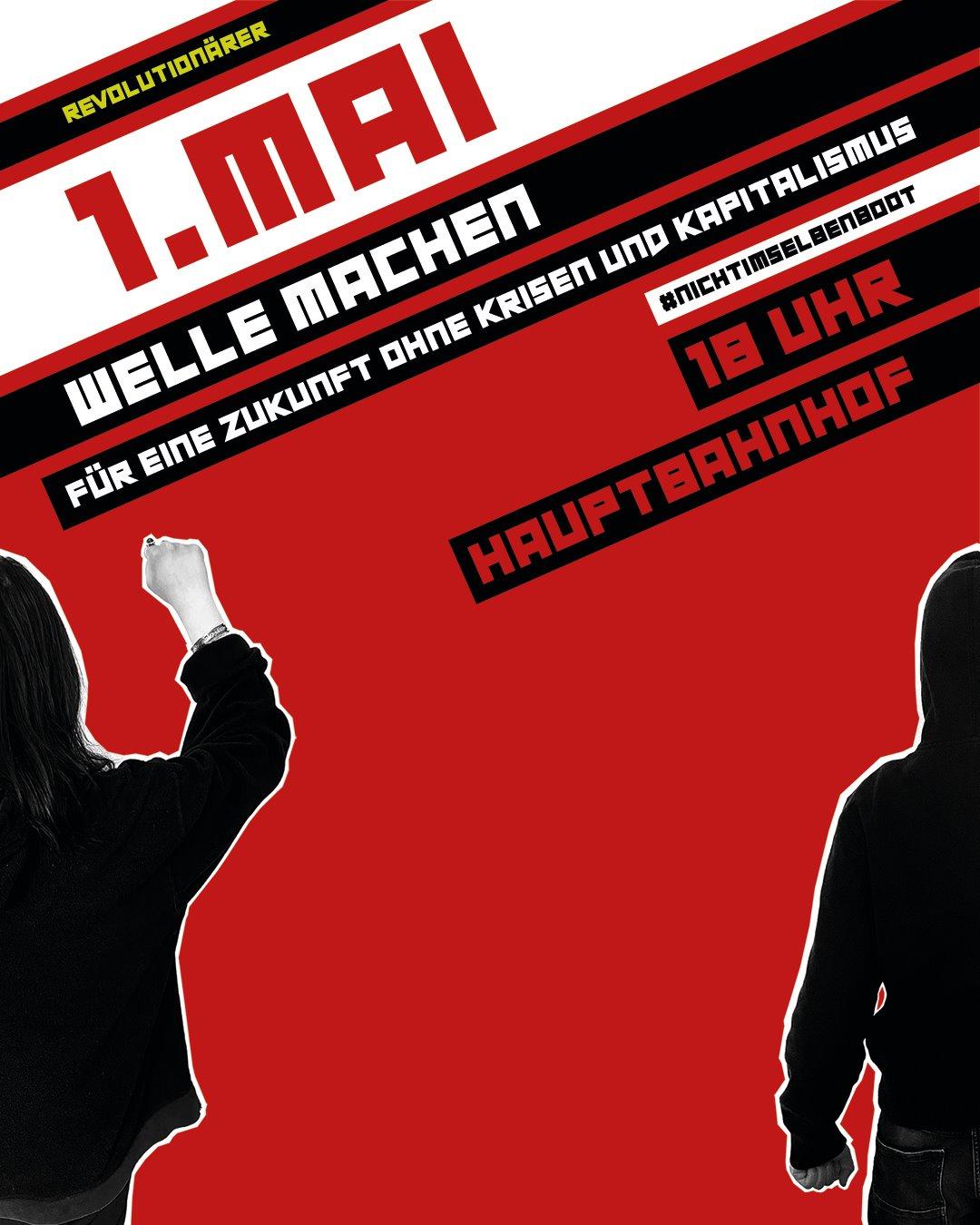 1. Mai Demo - Kollektiv Soziale Kämpfe